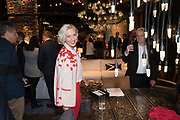 NIKA AMBROZIC URBAS, MATJAR AMBROZIC, Timothy Oulton Flagship Gallery Grand Opening, Timothy Oulton Bluebird, 350 King's Rd. Chelsea, London.  19 September 2018