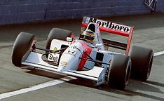 Mark Blundell Mclaren Test 1992