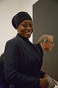 ADELAIDE DAMOAH, Mark Rothko private view. Tate Modern. 24 September 2008 *** Local Caption *** -DO NOT ARCHIVE-© Copyright Photograph by Dafydd Jones. 248 Clapham Rd. London SW9 0PZ. Tel 0207 820 0771. www.dafjones.com.