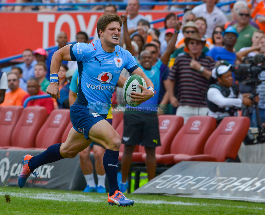 Piet van Zyl of the Blue Bulls during the Currie Cup Final between the The Free State Cheetahs and Blue Bulls held at Toyota Stadium (Free State Stadium), Bloemfontein, South Africa on the 22nd October 2016<br /> <br /> Photo by:   Frikkie Kapp / Real Time Images
