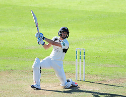 John Simpson of Middlesex in action.   - Mandatory by-line: Alex Davidson/JMP - 13/07/2016 - CRICKET - Cooper Associates County Ground - Taunton, United Kingdom - Somerset v Middlesex - Day 4 - Specsavers County Championship Division One