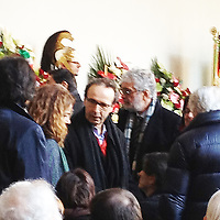 Umberto Eco Funeral