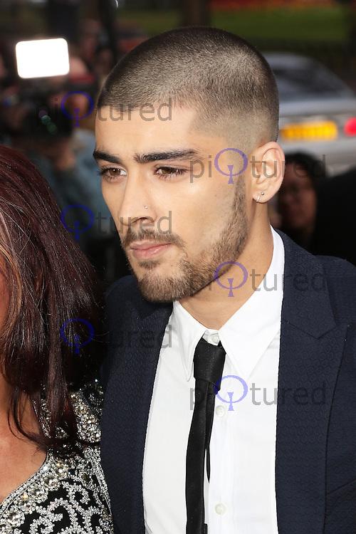 Zayn Malik, The Asian Awards, Grosvenor House Hotel, London UK, 17 April 2015, Photo by Richard Goldschmidt