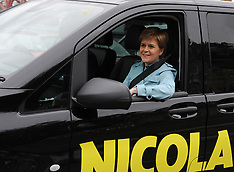 Nicola Sturgeon on the road | South Queensferry | 28 April 2016