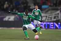 FOOTBALL - FRENCH CHAMPIONSHIP 2011/2012 - L1 - TOULOUSE FC v AS SAINT ETIENNE - 12/02/2012 - PHOTO MANUEL BLONDEAU / DPPI - BAKARY SAKO