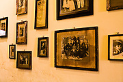 Vintage photos at China Inn Cafe & Restaurant, Phuket Old Town