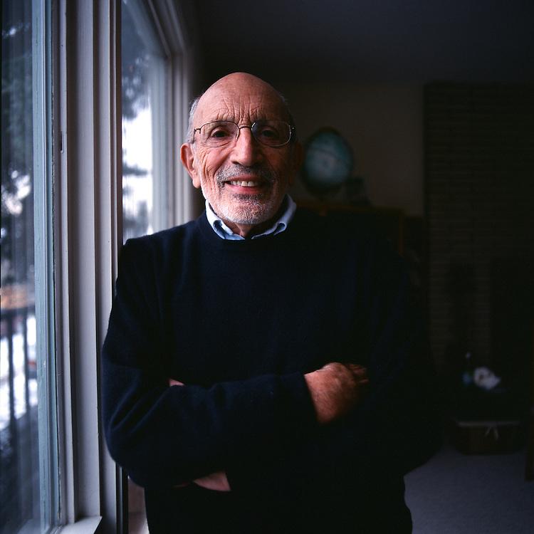 ANCHORAGE, ALASKA - 2007: Vic Fischer.