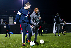 Bristol City Robins Foundation Disability session with a visit from Nic Eliasson, Rodri and Rene Gilmartin of Bristol City - Mandatory by-line: Robbie Stephenson/JMP - 03/12/2019 - SPORT - South Bristol Sports Centre - Bristol, England - BCFC Robins Foundation Disability Session & Player Visit