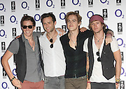01.JULY.2011. LONDON<br /> <br /> MCFLY AT THE SILVER CLEF AWARDS IN PARK LANE, LONDON<br /> <br /> BYLINE: EDBIMAGEARCHIVE.COM<br /> <br /> *THIS IMAGE IS STRICTLY FOR UK NEWSPAPERS AND MAGAZINES ONLY*<br /> *FOR WORLD WIDE SALES AND WEB USE PLEASE CONTACT EDBIMAGEARCHIVE - 0208 954 5968*