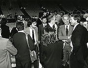 1983 Nazionale al Forum di Los Angeles<br /> mario arceri, alessandro gamba
