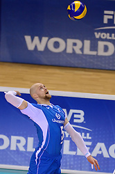 20150614 NED: World League Nederland - Finland, Almere<br /> Antti Siltala #5