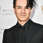 Tameem Antoniades Arrivers at the British Academy (BAFTA) Games Awards at Queen Elizabeth Hall, Southbank Centre  on 4 March 2019, London, UK.