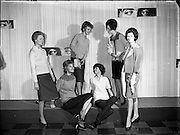 """Pattern of Fashion"" show..02.03.1961"