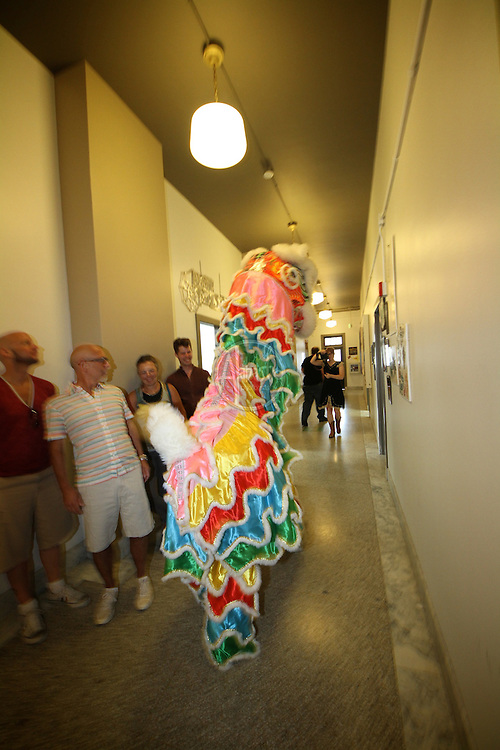 Inscape Arts Grand Open House, July 14, 2012.