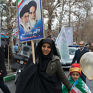 Tehran revolution anniversary