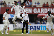 Cricket - India v New Zealand 2nd Test D2 at Kolkata