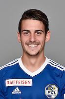 15.07.2016; Luzern; Fussball - FC Luzern;<br />Stefan Knezevic (Luzern)<br />(Martin Meienberger/freshfocus)