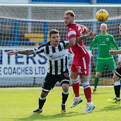 Stirling Albion v Elgin City | Scottish League Two | 30 September 2017