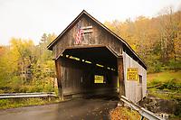 Warren Covered Bridge, Warren, Vermont