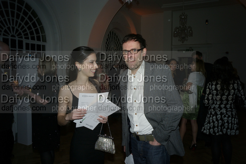 EVE BANGHART AND DEXTER DALWOOD, TOD'S Art Plus Film Party 2008. Party to raise funds for the Whitechapel art Gallery.  One Marylebone Road, London NW1, 6 March, 8.30 - late<br />