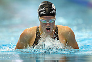 Annabelle Carey 50m breaststroke heats<br />2006 Telstra Commonwealth Games<br />Swimming Trials,  January 30th<br />Melbourne Sports & Aquatics Centre <br />© Sport the library/Jeff Crow
