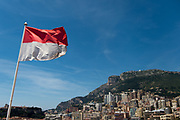 May 24-27, 2017: Monaco Grand Prix. Monaco flag