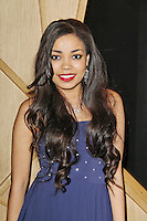 LONDON - MAY 02: Dionne Bromfield attends the Nick Ede birthday party at Dstrkt, London, UK. May 02, 2012. (Photo by Richard Goldschmidt)