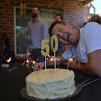 Derek's 50th