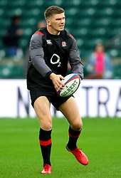 Owen Farrell of England - Mandatory by-line: Robbie Stephenson/JMP - 11/11/2017 - RUGBY - Twickenham Stadium - London, England - England v Argentina - Old Mutual Wealth Series
