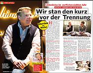 On Assignment for Neue Post: Interview with singer Patrick Lindner.<br /> Published in Das Neue #4, 2018.<br /> <br /> Verwendung mit freundlicher Genehmigung von Neue Post.