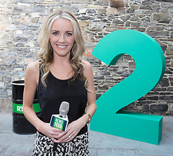 Repro Free: 11/09/2014<br /> Carla O Brien pictured at the RT&Eacute; Two New Season Launch in Gateway House, Capel Street. Picture Andres Poveda