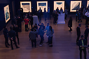 THAW, An exhibition of photographs of the arctic polar ice cap by Timo Lieber. Bonhams. New Bond St. London. 21 February 2017