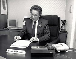 Bank Manager, UK 1991