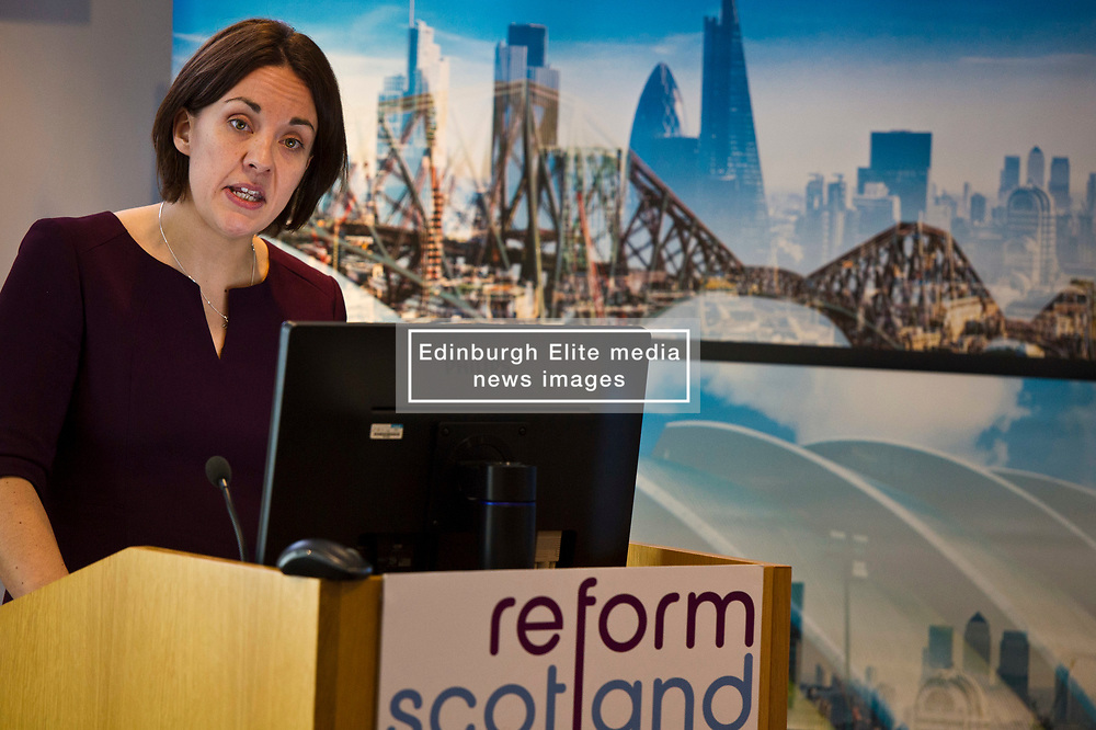 Pictured: Kezia Dugdale<br /> Scottish Labour leader Kezia Dugdale, MSP,  addressed Reform Scotland today on the Scottish Budget tonight in Edinburgh. This the fifth in the series from Scottish Parties arranged by Shepherd and Wedderburn in Edinburgh to discuss the Scottish Budget.<br /> <br /> Ger Harley | EEm 8 March 2017