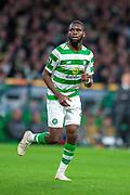 Odsonne Edouard (#22) of Celtic FC during the UEFA Europa League group stage match between Celtic FC and Rosenborg BK at Celtic Park, Glasgow, Scotland on 20 September 2018.