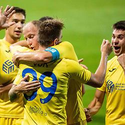 20190718: SLO, Football - UEFA Europa League Qualifications, NK Domzale vs FC Balzan