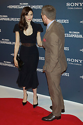 """04.01.2012, Roter Teppich, Callao Kino, Madrid, ESP, Fototermin Filmpremiere, Verblendung, im Bild British actor Daniel Craig and his wife Rachel Weisz on Red Carpet // during photocall for the movie """"The Girl With The Dragon Tatoo"""" at Callao Cinema, Madrid, Spain on 2012/01/04. EXPA Pictures © 2012, PhotoCredit: EXPA/ Alterphotos/ Cesar Cebolla..***** ATTENTION - OUT OF ESP and SUI *****"""