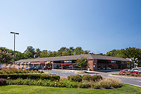 Architectural image of Arnold Station Shopping Center in Maryland by Jeffrey Sauers of Commercial Photographics