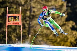 15.12.2016, Saslong, St. Christina, ITA, FIS Ski Weltcup, Groeden, Abfahrt, Herren, 1. Training, im Bild Andrej Sporn (SLO) // Andrej Sporn of Slovenia in action during the 2nd practice run of men's Downhill of FIS Ski Alpine World Cup at the Saslong race course in St. Christina, Italy on 2016/12/15. EXPA Pictures © 2016, PhotoCredit: EXPA/ Johann Groder