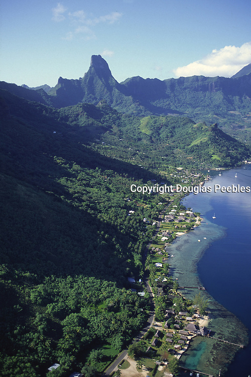 Cook's Bay, Moorea, French Polynesia<br />