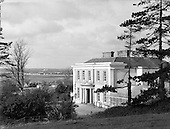 1957 - View of Sutton Park School, St. Fintin's Road, Sutton