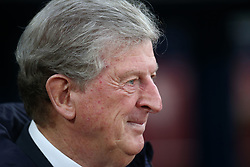 Crystal Palace manager Roy Hodgson during the Premier League match at Selhurst Park, south east London.