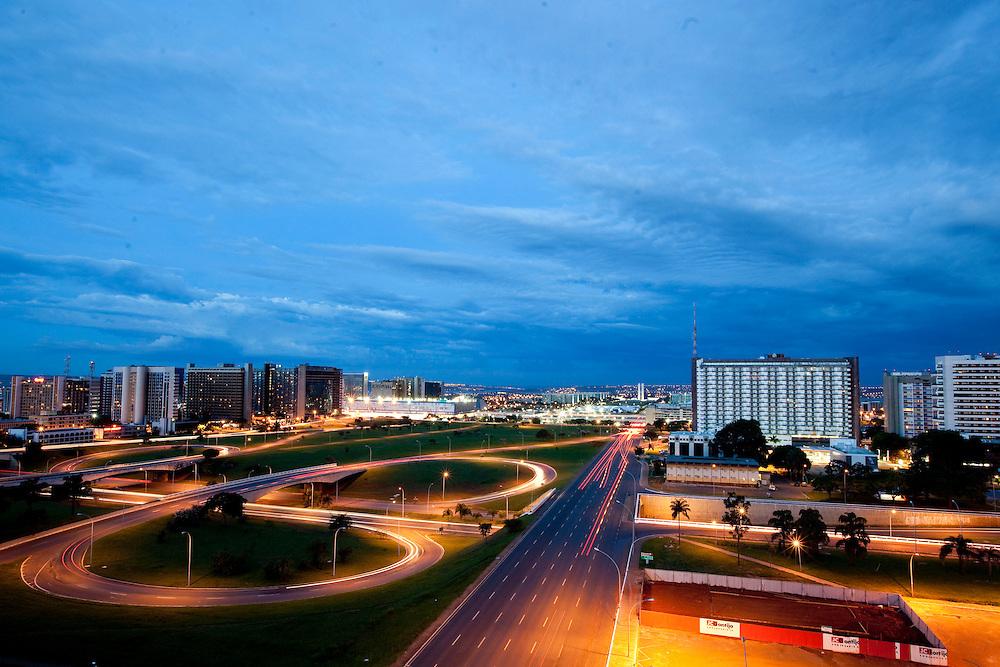 Brasilia_DF, Brasilia.<br /> <br /> Imagem aerea de Brasilia, Distrito Federal.<br /> <br /> Aerial view of Brasilia, Distrito Federal.<br /> <br /> Foto: NIDIN SANCHES / NITRO