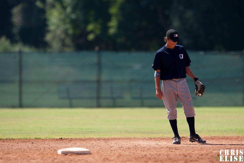 Baseball - MLB European Academy - Tirrenia (Italy) - 21/08/2009 - Player, Second base