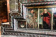 Zvartnots Cathedral, Armavir, Armenia  Interior