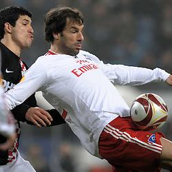 20100218: GER, UEFA EL, Hamburger SV vs PSV Eindhoven