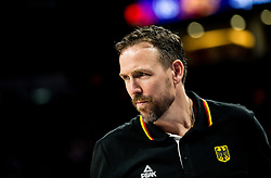 Chris Fleming, head coach of Germany during basketball match between National Teams of Germany and Spain at Day 13 in Round of 16 of the FIBA EuroBasket 2017 at Sinan Erdem Dome in Istanbul, Turkey on September 12, 2017. Photo by Vid Ponikvar / Sportida