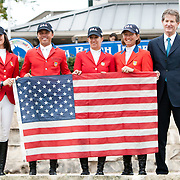 2013 Furusiyya FEI Nations Cup - Wellington