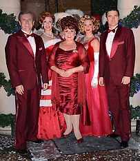 29 OCT 2014 Fenwick and White Christmas Photocall