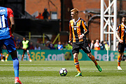 Hull City Midfielder Sam Clucas during the Premier League match between Crystal Palace and Hull City at Selhurst Park, London, England on 14 May 2017. Photo by Andy Walter.